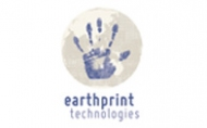 Sales collateral for Earthprint Technologies